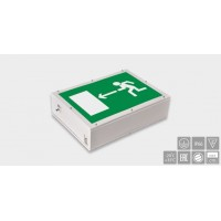 Светильник аварийный централизованный 8х1Вт IP65 LED