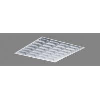 Светильник встр. для Л.Л. 2х36 Вт G13 с белой решеткой 10823610