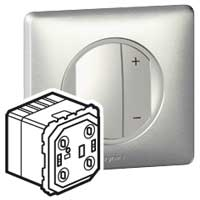 Механизм светорегулятора нажимного 40-400Вт для всех типов нагрузки Celiane