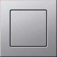 Рамка 1 пост алюминий E22