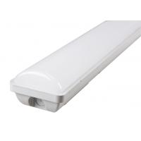 Светильник накладной светодиодный 40Вт 36LED 30* 3400Лм, 6500К серый 265V IP65 t -40+45