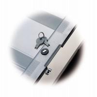 Замок с ключами для встраиваемых шкафов Europa IP40