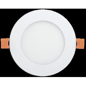 Светильник ДВО 1607 белый круг LED 18Вт 4000 IP20 IEK