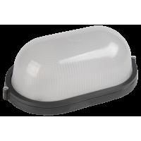 Светильник НПП1201 черный/овал 100Вт IP54 ИЭК