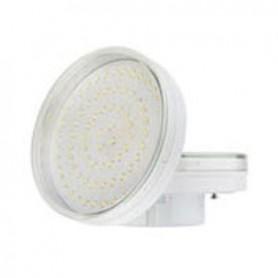 Лампа светодиодная 10 Вт GX70 4200К таблетка прозрачное стекло, холодный T7TV10ELC