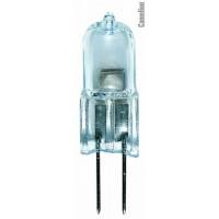 Лампа галогенная капсюльная 5 Вт 12В G4 прозрачная 2000ч