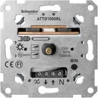 Механизм светорегулятора поворотного 75-1000 Вт