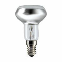 Лампа нак. 60 Вт, 220В, E14, зеркальная