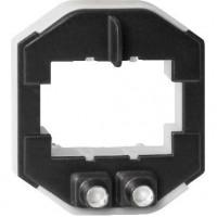 Светодиодный модуль подсветки для 2-кнопочных/двухклавишных включателей