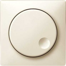 Накладка для светорегулятора поворотного бежевый System Design