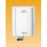 Сушилка для рук 1,4 кВт 220 В поток воздуха 15 л/с ИК-датчик пластик цвет белый (для помещ.с низкой проходим.)
