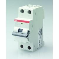 Автомат. выкл. дифф. тока 1-пол.+N 10А 30мA тип AC 6кА  хар-ка B серия DS2001