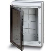 EUROPA Бокс настенный ABB без реек IP65 275х370х140 с прозрачной дв. 12794
