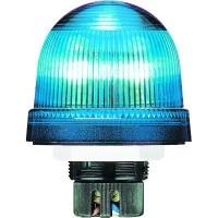 Сигнальная лампа-маячок KSB-123L синяя проблесковая   230 В АC
