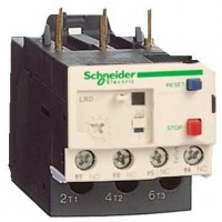 Тепловое реле перегрузки 0,63-1А для контакторов LC1 D09-D38