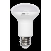 Лампа светодиодная 8 Вт 230В Е27 рефлектор, алюминий сплав, тёплый белый