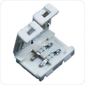 Коннектор для светодиодной ленты SMD5050 10мм + 10мм 2-pin