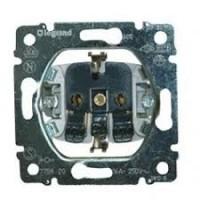 Механизм розетки 2Р+Е 16А Pro 21