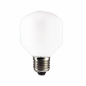 Лампа накал. 60 Вт, E27, белая