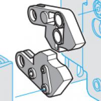 Механическая блокировка для контакторов 300A, TeSys E