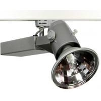 Прожектор для МГЛ 150Вт 230В G12 с лампой серебро Glider Trend 150 HCI/NDL GA69 WFLfg