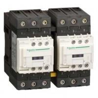 Контактор реверсивный EVERLINK 50А 3Р 1НО+1НЗ катушка 220В АС 50/60Гц, D