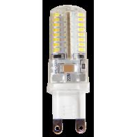Лампа светодиодная 5 Вт 220В G9 капсульная, тёплый 2700К