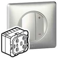 Механизм светорегулятора нажимного 40-600Вт Celiane