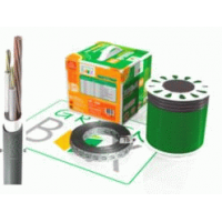 Комплект Green Box   210 Вт 220В (нагрев.кабель на катушке 17,5 м., монтажная лента 5 м.) Sобогрева 1,3-1,6 кв.м.