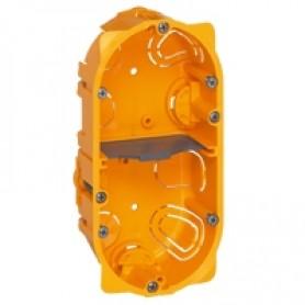 Коробка Batibox для полых стен 4-5 модулей глубина 40мм