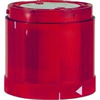 Сигнальная лампа KL70-306R красная мигающая со светодиодами 24В AC/DC
