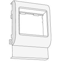 Кабель-канал DLP 35x105 (гибкая крышка шириной 85 мм), 2м
