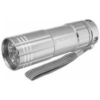 Фонарь-светодиод 9LED 3хААА алюминий дальность 20м
