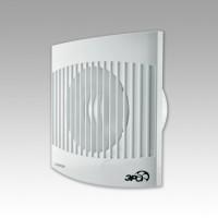 Вентилятор осевой   70 куб.м/час 14 Вт 220 В для настен. и потолоч.монтажа (диам.шахты 100мм) серия  COMFORT