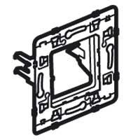 Суппорт 1пост с монтажными лапками Celiane  (2 модуля Mosaic)