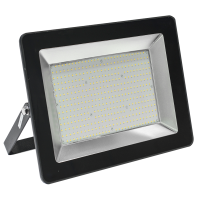 Прожектор СДО 06-200 светодиодный черный IP65 6500 K IEK