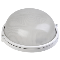 Светильник НПП1401 черный/овал 60Вт IP54 ИЭК