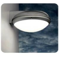 Светильник  настенный для КЛЛ 60Вт Е27 IP65 серебро 3008246000