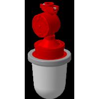 Взрывозащищённый светильник для ЛН 200Вт Е27 класс 1 Ex d IIB T4-T6 Gb -45+50