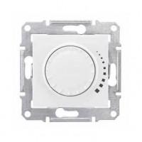 Светорегулятор проходной 60-500 Вт белый  Sedna