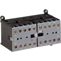 Миниконтактор реверсивный 9A (400В AC3) катушка 230В АС, VВ6-30-01