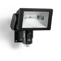 Прожектор галогеновый с датчиком движения 240 IP44, черный, HS 300 DUO