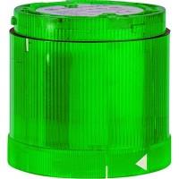 Сигнальная лампа зеленая KL70-123G 230 B AC
