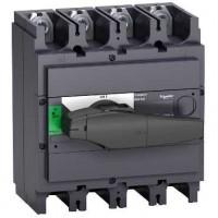 Выключатель-разъединитель 4-пол. 400А INTERPACT INS400