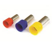Наконечник-гильза изолир. 6-14 мм (упак. 100шт)