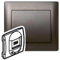 Накладка  для  датчика движения 775656 темная бронза Galea Life