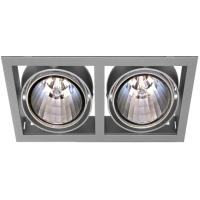 Светильник встраиваемый 70Вт G12 IP20 белый Norm Duo EL/BP 70W HCI WFLfg с ЭПРА