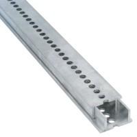 Профиль алюминиевый для наборных держателей (длина - 2 метра)