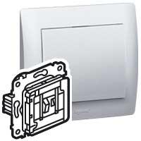 Механизм выключателя карточного 10 А Pro 21