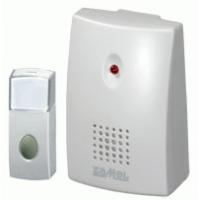 Звонок ВИБРО беспроводной 100м (кнопка с батарейкой) 8 звуков вибросигнализация 75дБ